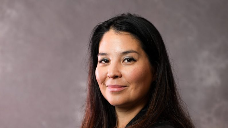 Nicole Neily, presidenta de Speech First, en Washington el 26 de enero de 2020. (Samira Bouaou / The Epoch Times)