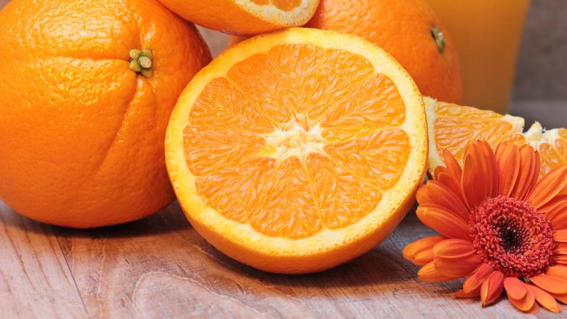 Los alimentos ricos en vitamina C pueden proporcionar un impulso nutricional para ayudar con la salud cardiovascular. (Pxfuel/CCO)