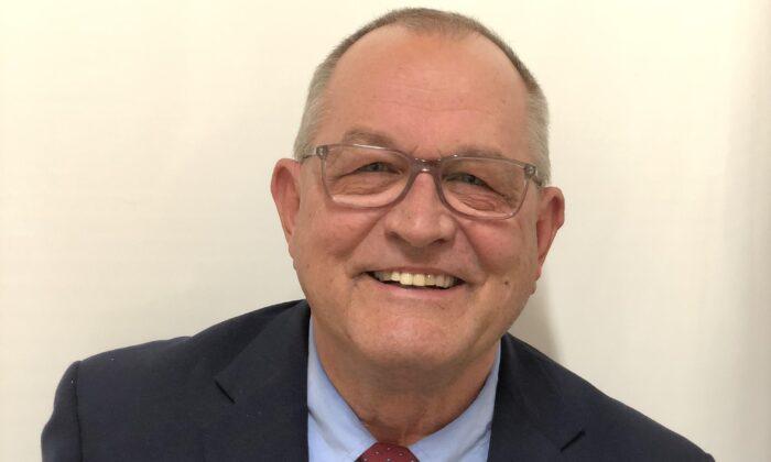 Richard White, representante del estado de Kentucky electo para el distrito 99. (Cortesía de Richard White)