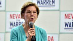 La candidata presidencial Elizabeth Warren invierte su posición sobre los super PAC