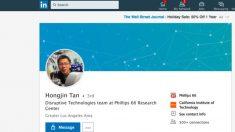 Condenan científico chino a 2 años por robar secretos comerciales de EE.UU. por USD 1000 millones