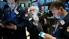 Dow Jones cayó más de 1,000 puntos en medio de temores de coronavirus
