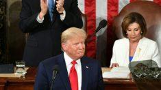 """Campaña de Trump dice que fue """"reivindicado"""" tras la absolución del Senado"""