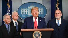 EE.UU. amplía restricciones de viaje a Irán debido al brote de coronavirus