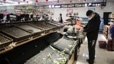 Alimentos donados a ciudad china cerrada por COVID-19 son desperdiciados o robados por autoridades