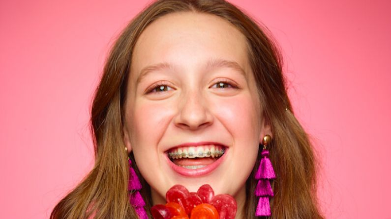Alina Morse, CEO y fundadora de Zolli Candy. (David Yellen)