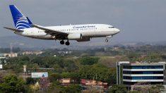 EE.UU. multa a aerolínea Copa por transporte ilegal de pasajeros a Venezuela