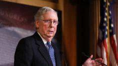 Republicanos del Senado introducen plan de ayuda de 1 billón de dólares ante COVID-19