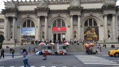 El Museo Metropolitano de Nueva York prevé pérdidas de USD 100 millones por el virus del PCCh