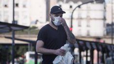 Argentina suma una muerte y 75 nuevos casos del virus del PCCh, con 820 en total