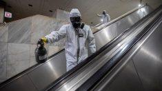 Brasil registra 136 muertes por el virus del PCCh, 22 más en el último día