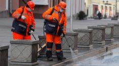 Decretan en Moscú confinamiento para toda la población