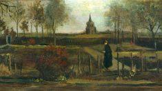 Roban un cuadro de Van Gogh de un museo holandés cerrado por el virus del PCCh