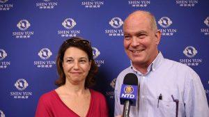 Médicos de Francia tienen una experiencia 'mágica' en Shen Yun