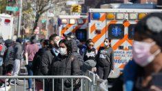 Nueva York tiene ya 52,318 positivos del virus del PCCh y 728 fallecidos
