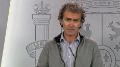 El portavoz de Sanidad para la pandemia en España da positivo en el virus del PCCh