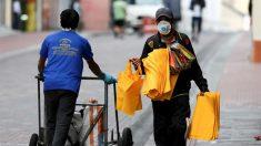 """Vicepresidente de Ecuador dice que el nivel de contagio es """"alarmante"""" en Guayaquil"""