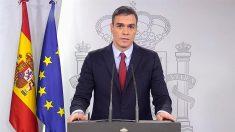 Gobierno español pide al Congreso una última prórrroga del estado de alarma