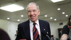 Senador Grassley pide que se ponga fin a la financiación del Banco Mundial para China