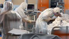 Italia reporta la segunda caída diaria consecutiva en las muertes por virus del PCCh
