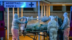 Italia reporta 766 nuevas muertes por COVID-19