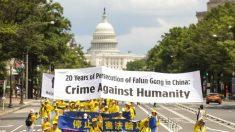 Coalición internacional de parlamentarios condena campaña de persecución religiosa del régimen chino