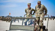 Mujer general del ejército se convierte en la primera comandante de división de infantería desde 1917
