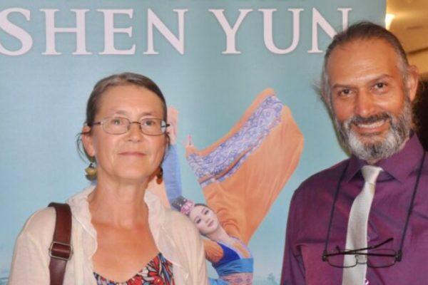 """Shen Yun muestra """"La belleza y fuerza con que el espíritu humano puede vencer"""", dice profesora de música"""