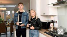 Joven pareja del Reino Unido cuentan cómo ahorraron para una casa de 280,000 dólares en solo 6 meses