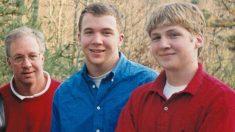 Cómo un padre está ayudando a las familias que luchan contra la adicción