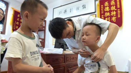 Una breve historia de fantasmas en la medicina china