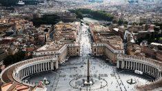 Vaticano celebra la Pascua sin congregación de fieles en medio de la pandemia del coronavirus