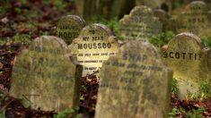 Hallan 44 tumbas de un cementerio afroamericano olvidado en un estacionamiento de EE.UU.