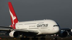 CEO de Qantas renuncia al salario mientras coronavirus obliga a la aerolínea a recortar vuelos
