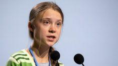 """Greta Thunberg dice que es """"muy probable"""" que haya contraído el virus del PCCh"""