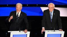 Debate demócrata se traslada a Washington y moderador se retira por posible exposición a coronavirus
