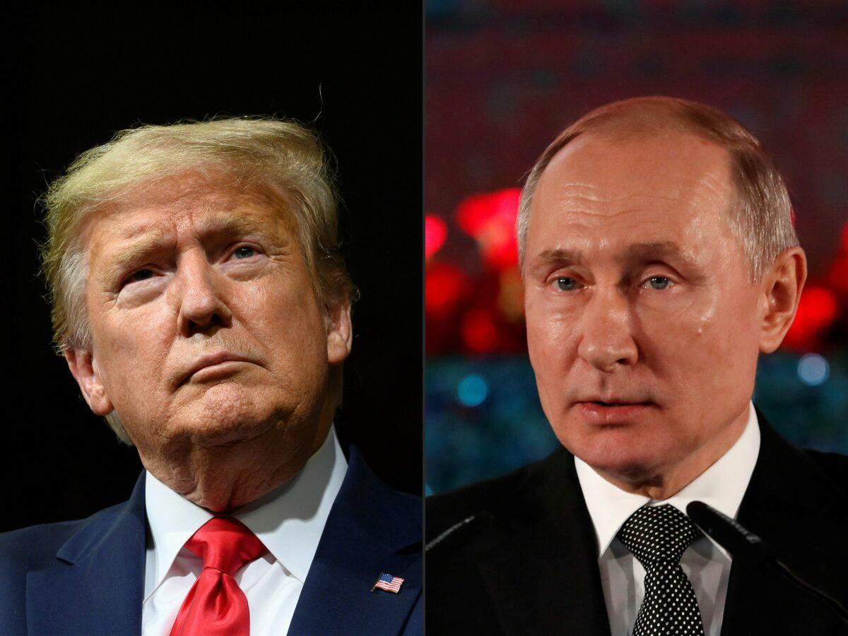 EE. UU. se retira del Tratado de Cielos Abiertos con Rusia