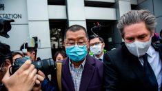 Hong Kong: Arrestan al magnate de la prensa Jimmy Lai bajo ley de seguridad nacional