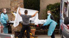 """Casos de coronavirus en EE.UU. saltan a 72 mientras se informan casos de """"propagación comunitaria"""""""