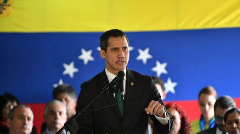 Guaidó no reconoce al nuevo ente electoral y pide más presión internacional