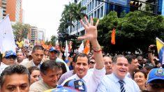 Guaidó anuncia nueva movilización para el jueves después de violenta intervención del régimen