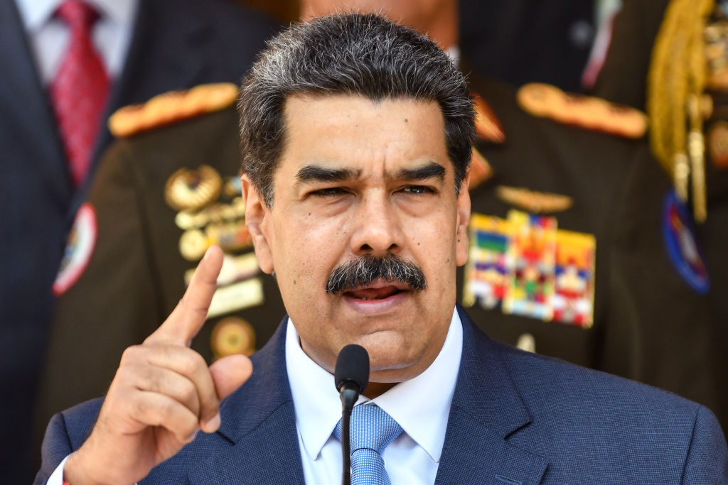 Cuál es el vínculo entre Black Lives Matter y Nicolás Maduro ...