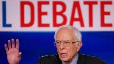Sanders no logró inspirar en el debate con Biden