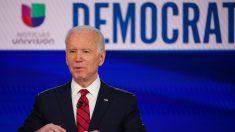 Biden proyecta ganar las primarias demócratas de Florida e Illinois
