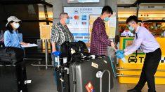 China continúa ostentando su poder militar contra Taiwán en medio de la pandemia