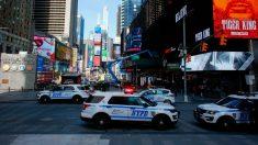 Más de 200 miembros del departamento de policía de NY dan positivo para el virus del PCCh