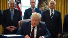Trump: el Senado sería 60 demócratas contra 40 republicanos si no fuera por él