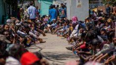 Cierre por el virus del PCCh en Nueva Delhi provoca un éxodo masivo que inquieta a trabajadores sociales