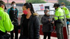 Imputarán cargos a alcalde colombiano con el virus del PCCh por omitir información