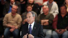 Bloomberg dice que el único camino seguro hacia la victoria es a través de una convención abierta